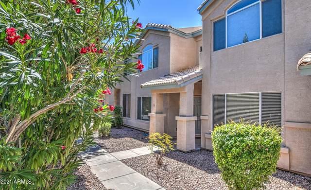 4805 E Kachina Trail #10, Phoenix, AZ 85044 (MLS #6230256) :: Yost Realty Group at RE/MAX Casa Grande