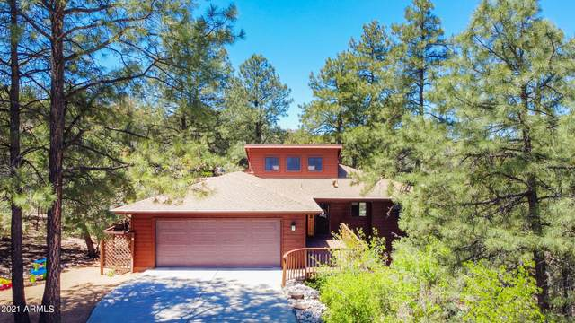 390 Verde Lane, Prescott, AZ 86303 (MLS #6230274) :: The Riddle Group