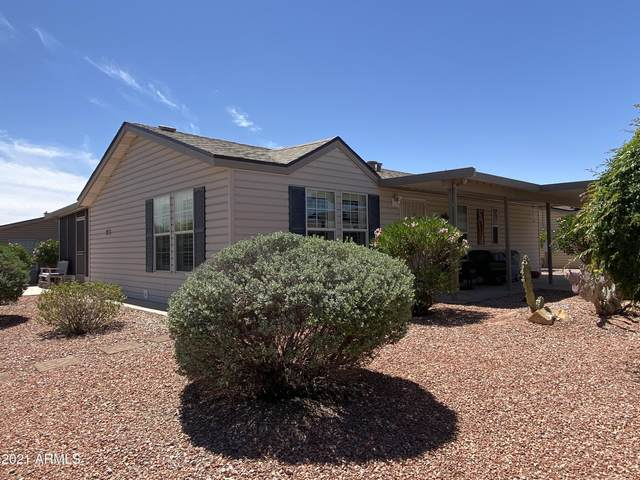 3301 S Goldfield Road #1027, Apache Junction, AZ 85119 (MLS #6230288) :: The Carin Nguyen Team