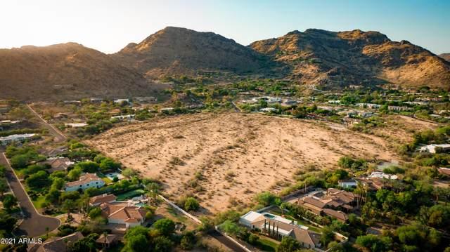 0 E Roadrunner Road E, Paradise Valley, AZ 85253 (MLS #6230333) :: Scott Gaertner Group