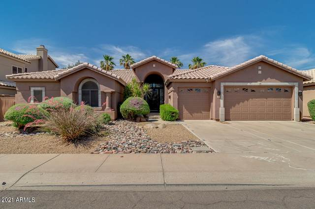 8882 E Captain Dreyfus Avenue, Scottsdale, AZ 85260 (MLS #6230544) :: Yost Realty Group at RE/MAX Casa Grande