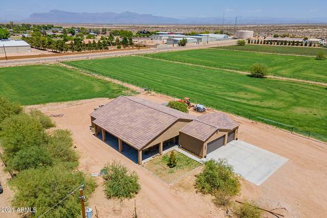 41231 N Jackrabbit Road, San Tan Valley, AZ 85140 (MLS #6230626) :: Yost Realty Group at RE/MAX Casa Grande
