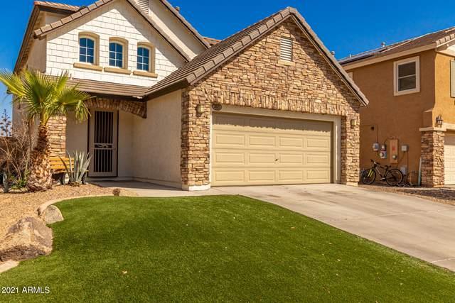 3615 N 292ND Drive, Buckeye, AZ 85396 (MLS #6230778) :: Long Realty West Valley