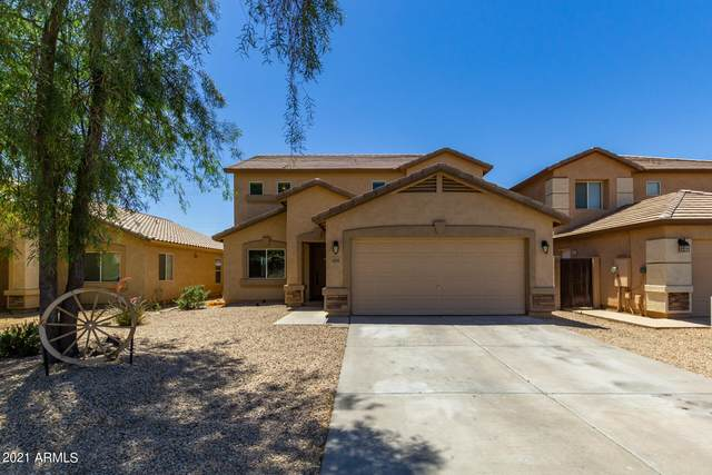 4783 E Silverbell Road, San Tan Valley, AZ 85143 (#6231008) :: The Josh Berkley Team