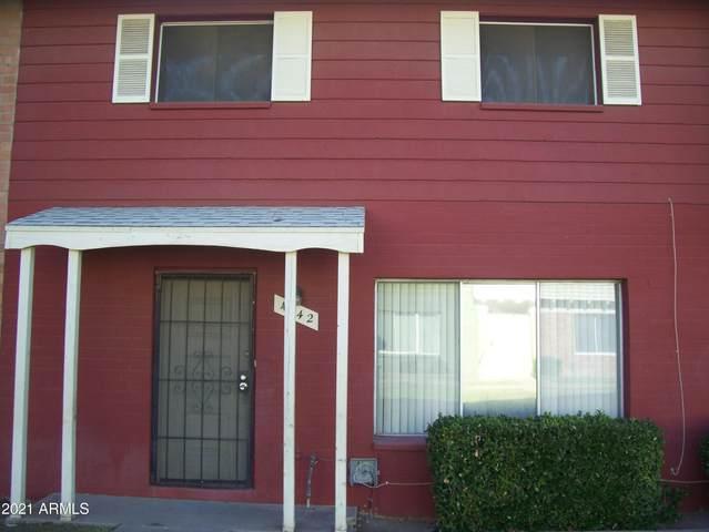 4342 W Maryland Avenue, Glendale, AZ 85301 (MLS #6231101) :: My Home Group