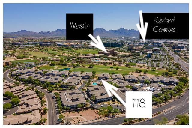 15221 N Clubgate Drive #1118, Scottsdale, AZ 85254 (MLS #6231125) :: Yost Realty Group at RE/MAX Casa Grande