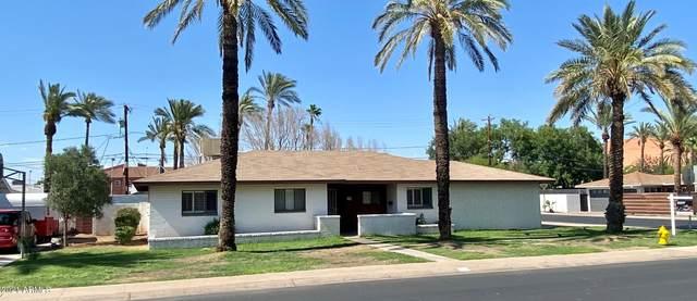 100 W Palmdale Drive, Tempe, AZ 85282 (MLS #6231152) :: Yost Realty Group at RE/MAX Casa Grande