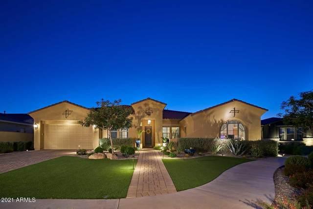 4318 S Binary Circle, Mesa, AZ 85212 (MLS #6231155) :: Balboa Realty