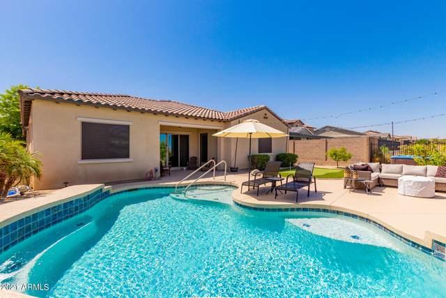 2701 N Black Rock Road, Buckeye, AZ 85396 (MLS #6231286) :: Long Realty West Valley
