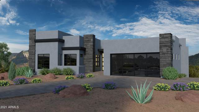 202 Calle Diamante, Sedona, AZ 86336 (MLS #6231335) :: The Copa Team | The Maricopa Real Estate Company