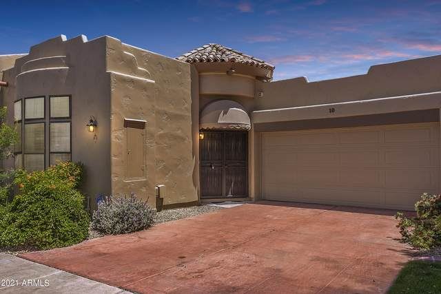 7955 E Chaparral Road #10, Scottsdale, AZ 85250 (MLS #6231376) :: Selling AZ Homes Team