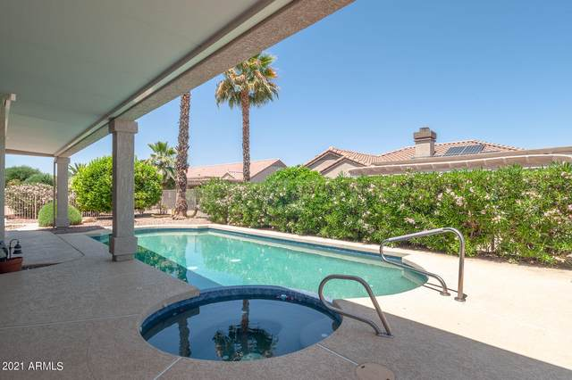 15534 W Las Verdes Way, Surprise, AZ 85374 (#6231470) :: Luxury Group - Realty Executives Arizona Properties
