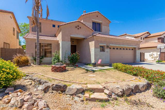4037 W Aire Libre Avenue, Glendale, AZ 85308 (MLS #6231485) :: Long Realty West Valley