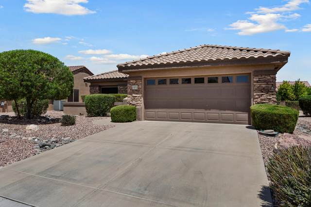 15712 W Goldenrod Drive, Surprise, AZ 85374 (#6231557) :: Luxury Group - Realty Executives Arizona Properties