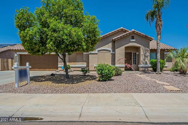 8434 W Alex Avenue, Peoria, AZ 85382 (MLS #6231600) :: Long Realty West Valley