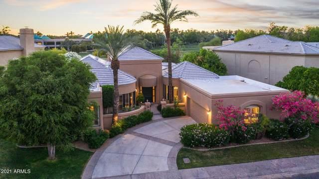 7878 E Gainey Ranch Road #36, Scottsdale, AZ 85258 (MLS #6231749) :: The Ellens Team