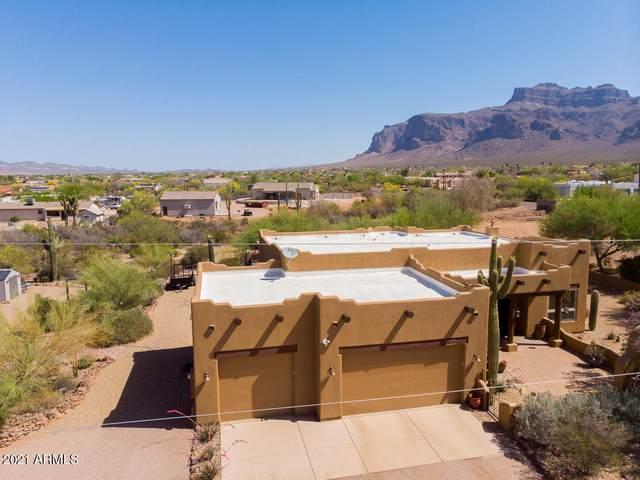5580 E 18TH Avenue, Apache Junction, AZ 85119 (MLS #6231870) :: The Riddle Group