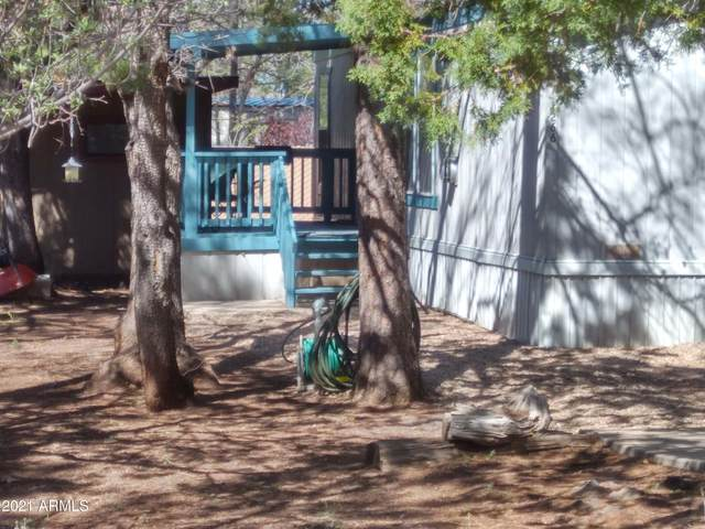 1266 White Tail Lane, Pinetop, AZ 85935 (MLS #6231947) :: The Copa Team | The Maricopa Real Estate Company