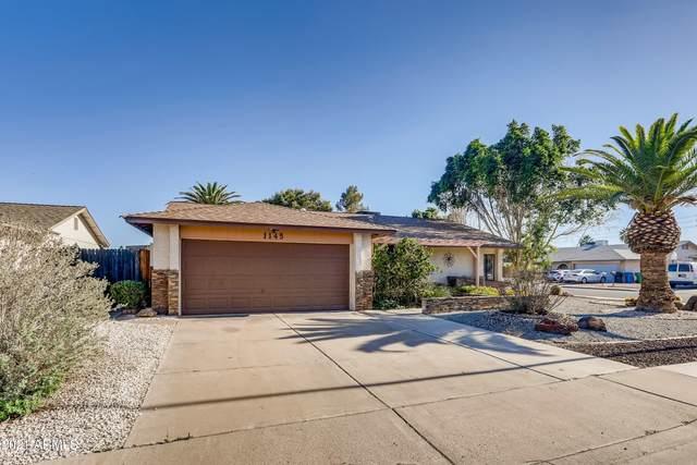 1145 W Obispo Avenue, Mesa, AZ 85210 (MLS #6232067) :: The Laughton Team