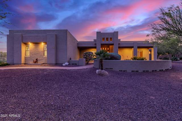 28422 N 151ST Street, Scottsdale, AZ 85262 (MLS #6232169) :: The Riddle Group