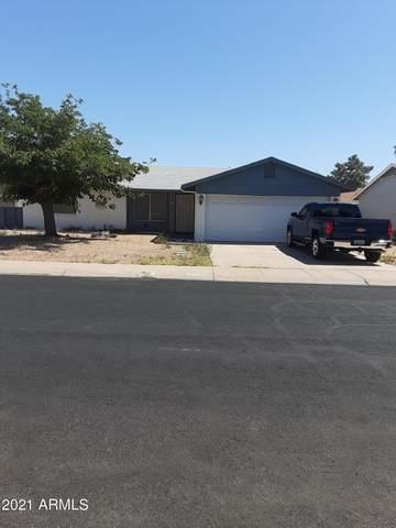 5331 W Christy Drive, Glendale, AZ 85304 (MLS #6232266) :: The Laughton Team