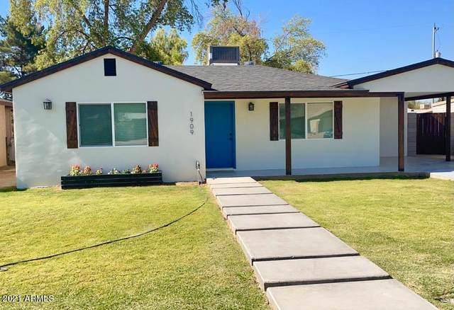1909 E Indianola Avenue, Phoenix, AZ 85016 (MLS #6232273) :: Executive Realty Advisors