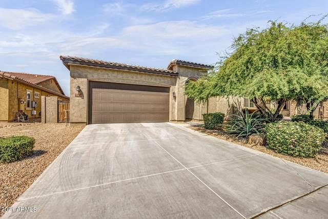 1748 N 157TH Drive, Goodyear, AZ 85395 (MLS #6232353) :: Arizona Home Group