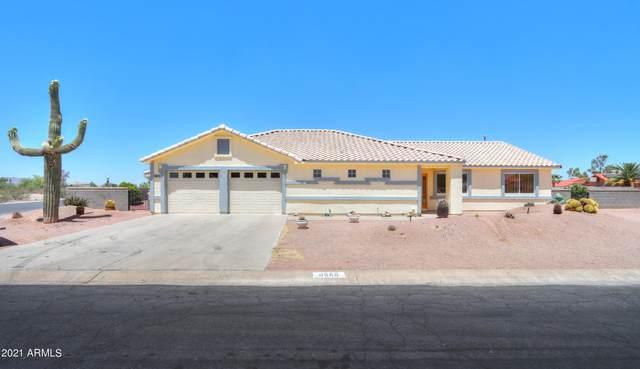 8598 W Canterbury Lane, Arizona City, AZ 85123 (MLS #6232411) :: Arizona Home Group