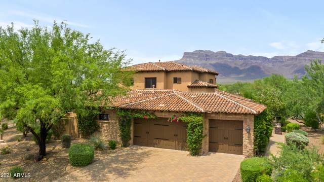 3134 S Prospector Circle, Gold Canyon, AZ 85118 (MLS #6232502) :: Maison DeBlanc Real Estate