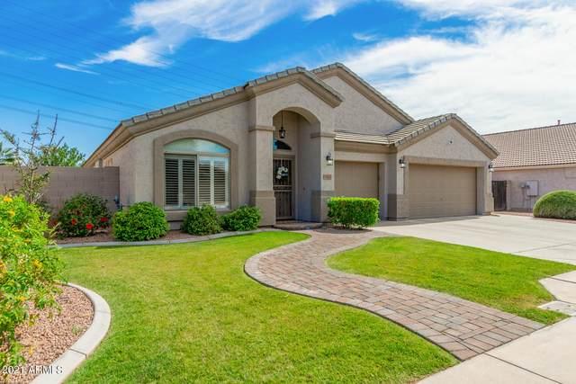 8525 E Posada Avenue, Mesa, AZ 85212 (MLS #6232504) :: Executive Realty Advisors