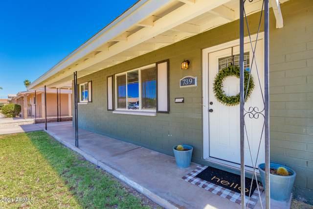 739 N Standage, Mesa, AZ 85201 (MLS #6232525) :: Yost Realty Group at RE/MAX Casa Grande