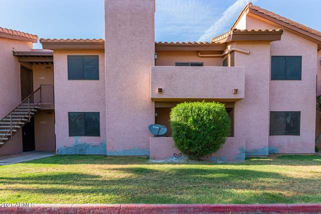 1075 E Chandler Boulevard #114, Chandler, AZ 85225 (MLS #6232552) :: Lucido Agency
