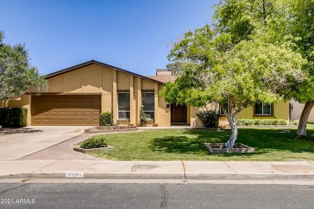 2424 E Balboa Drive, Tempe, AZ 85282 (MLS #6232804) :: Yost Realty Group at RE/MAX Casa Grande