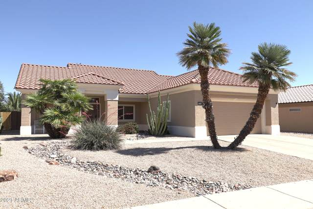 15628 W Sentinel Drive, Sun City West, AZ 85375 (MLS #6232864) :: The Dobbins Team