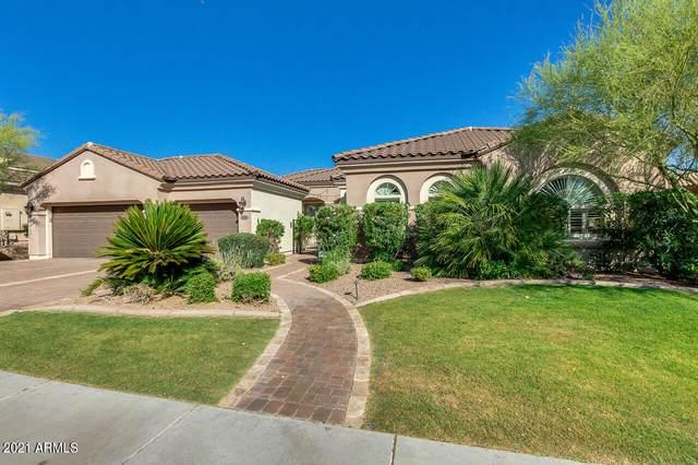 5421 E Milton Drive, Cave Creek, AZ 85331 (MLS #6232927) :: Maison DeBlanc Real Estate