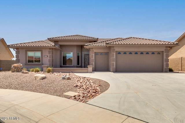 2758 S Royal Wood Circle, Mesa, AZ 85209 (MLS #6232950) :: Yost Realty Group at RE/MAX Casa Grande