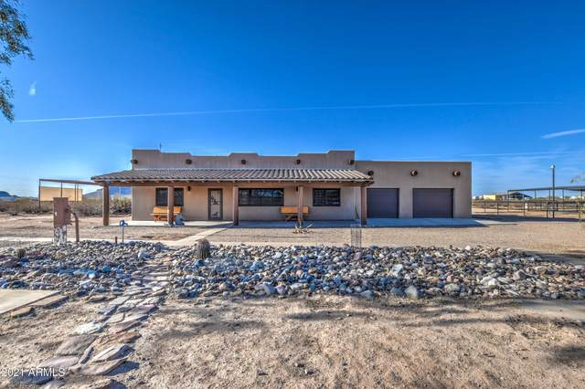 14328 W Libra Drive, Eloy, AZ 85131 (MLS #6232987) :: CANAM Realty Group