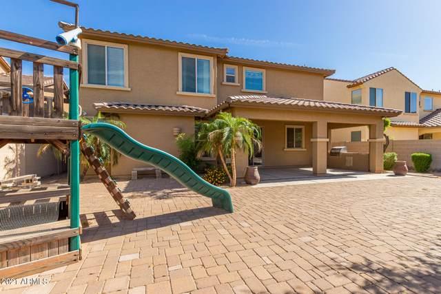 1612 W Homestead Drive, Chandler, AZ 85286 (MLS #6233010) :: Yost Realty Group at RE/MAX Casa Grande