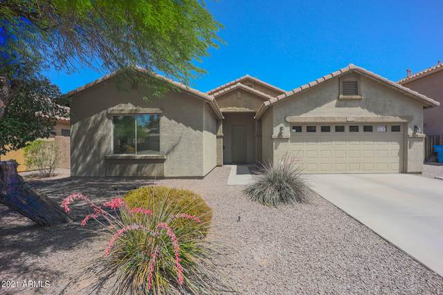 4516 W Donner Drive, Laveen, AZ 85339 (MLS #6233116) :: Long Realty West Valley