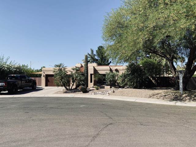10588 E Arabian Park Drive, Scottsdale, AZ 85258 (MLS #6233195) :: The Dobbins Team