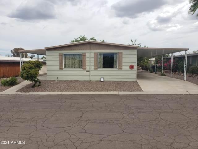2501 W Wickenburg Way 14, Wickenburg, AZ 85390 (MLS #6233521) :: Klaus Team Real Estate Solutions