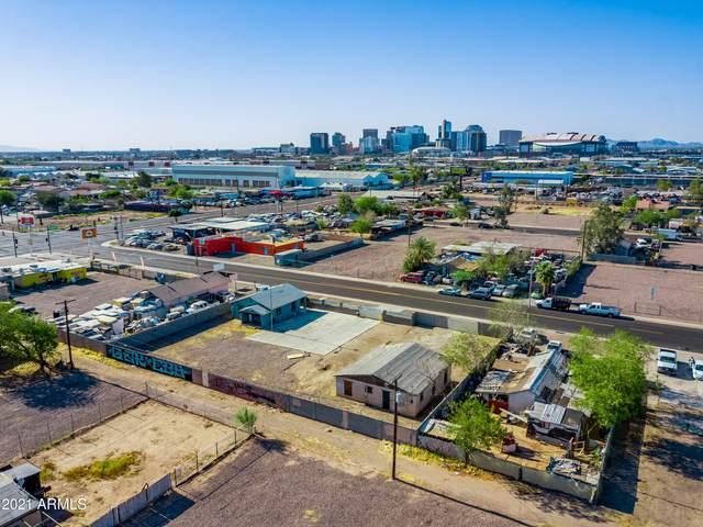 715 E Mohave Street, Phoenix, AZ 85034 (MLS #6234066) :: Nate Martinez Team