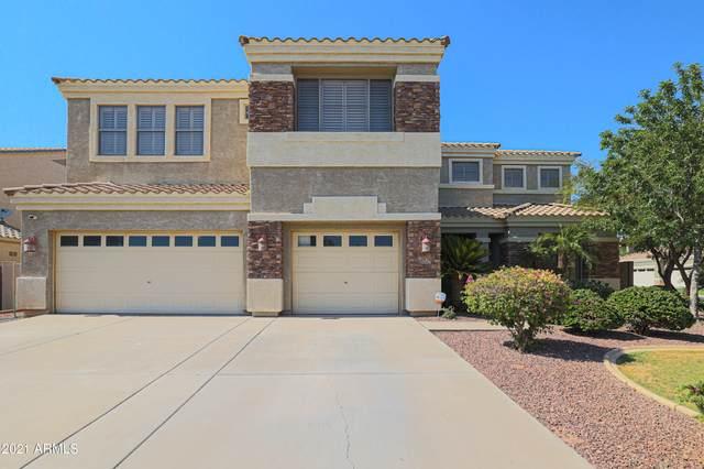 2974 E Dennisport Avenue, Gilbert, AZ 85295 (MLS #6234116) :: The Garcia Group