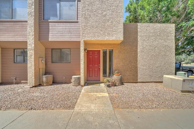 801 W 13TH Street, Tempe, AZ 85281 (MLS #6234137) :: The Laughton Team