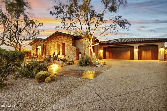 9586 E Havasupai Drive, Scottsdale, AZ 85255 (MLS #6234205) :: Yost Realty Group at RE/MAX Casa Grande
