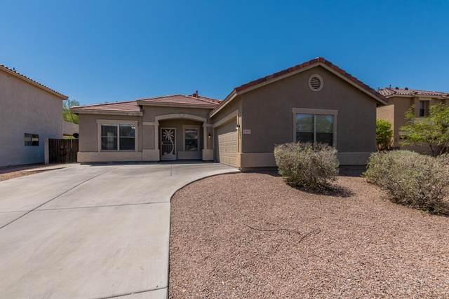 1205 E Milada Drive, Phoenix, AZ 85042 (MLS #6234235) :: Yost Realty Group at RE/MAX Casa Grande
