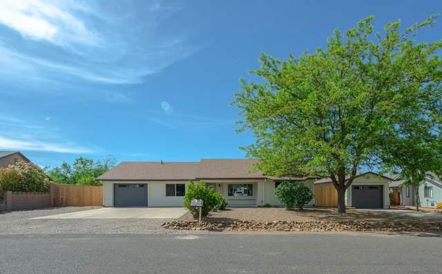 4112 N Fiesta Way, Prescott Valley, AZ 86314 (MLS #6234346) :: The Riddle Group