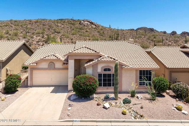 5053 S Desert Willow Drive, Gold Canyon, AZ 85118 (MLS #6234364) :: Service First Realty