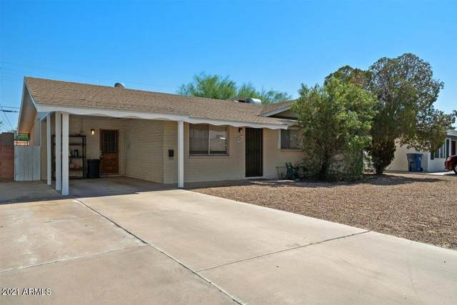 1321 W 14TH Street, Tempe, AZ 85281 (MLS #6234497) :: Arizona 1 Real Estate Team