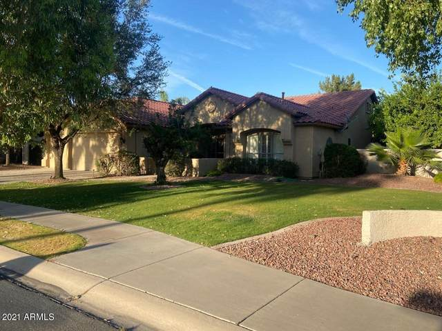 4983 S Meadows Place, Chandler, AZ 85248 (MLS #6234502) :: Openshaw Real Estate Group in partnership with The Jesse Herfel Real Estate Group